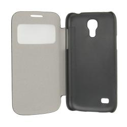 funda w-flip galaxy s4 mini negra