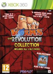 worms the revolution collection x360