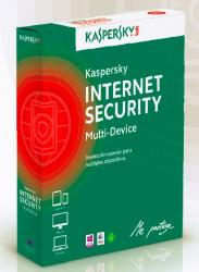 kaspersky 2014 internet security multidevice 3 licencia
