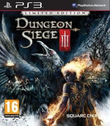 dungeon siege 3 limited edition ps3