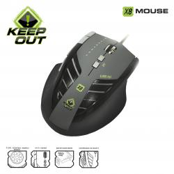 keep out mouse x8