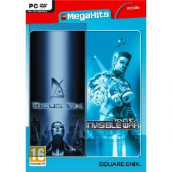 megahits - deus ex & deus ex: invisible war pc