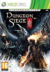 dungeon siege 3 limited edition x360