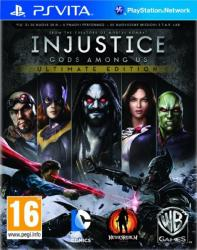 injustice: gods among us ultimate edition ps vita