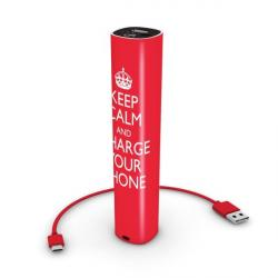 cargador portatil mc2 keep calm