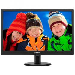 monitor 20'' philips 203v5lsb26