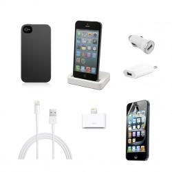 pack esencial de iphone 5/5s/5c
