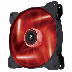 corsair air series af140 140x140mm led rojo