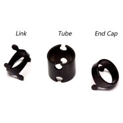 feser va tube basic set 13mm. smartcoil, negro