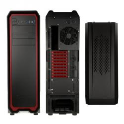 antec nineteen hundred roja