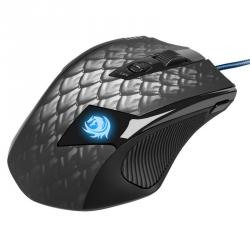 sharkoon drakonia black laser gaming mouse