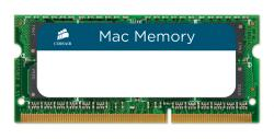 corsair ddr3 1333 pc3-10666 8gb 1x8gb so-dimm para mac