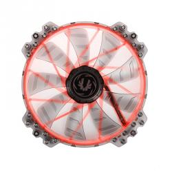 bitfenix spectre pro blanco led rojo 200mm