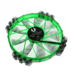 bitfenix spectre pro blanco led verde 200mm