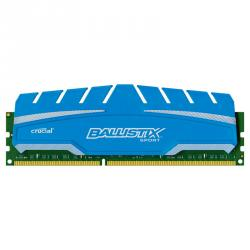 crucial ballistix sports ddr3 1866mhz 8gb cl10
