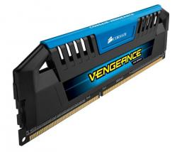 corsair ddr3 vengeance pro series blue 8gb(2x4gb) 1600mhz (pc12800) cl9