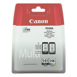 tinta canon pack pg-545/cl-546