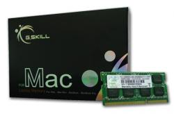 g.skill ddr3 1333 pc3-10666 4gb so-dimm para mac