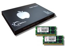g.skill ddr3 1066 pc3-8500 4gb 2x2gb so-dimm para mac