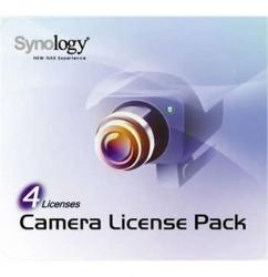 synology camera licencia pack 4 cámaras