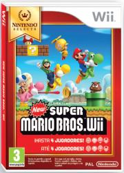 new super mario bros. selects wii