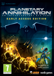 planetary annihilation (early access edition) pc