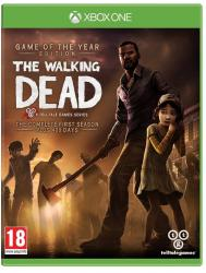 the walking dead game of the year xbox one