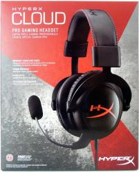 auriculares kingston hyperx cloud negro