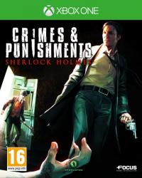 crimes & punishments - sherlock holmes  xbox one
