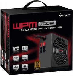 sharkoon wpm700 700w 80 plus bronze