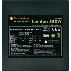 thermaltake london 550w 80 plus gold