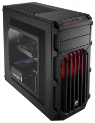 corsair carbide series spec-03 led rojo