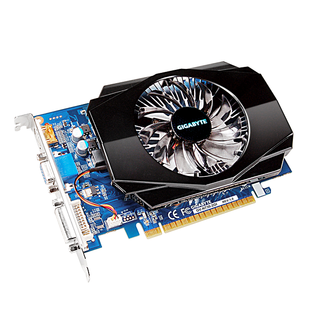 Tarjeta De Video 2 Gb Gigabyte Geforce Gt730 Ddr5 1Fan Hdmi