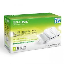 tp-link wpa4220tkit powerline av500 wireless kit