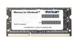 patriot ddr3 4gb 1600mhz sodimm signature cl11