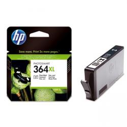 tinta negra photo hp 364xl