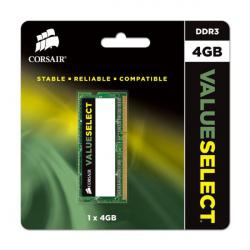 corsair valueselect sodimm ddr3 1333mhz 4gb cl9