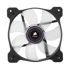 corsair air series sp120 120x120mm led púrpura