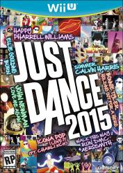 just dance 2015 wiiu