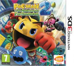 pac-man and the ghostly adventures 2 3ds