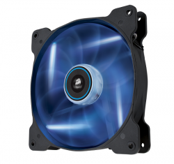 corsair air series sp140 140x140mm led azul 2 unidades