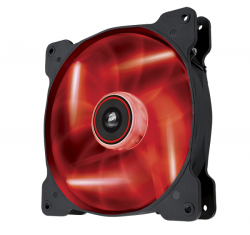 corsair air series sp140 140x140mm led rojo 2 unidades