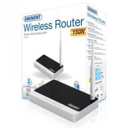 eminent em4543 router wifi n 150mbps 4px 10/100