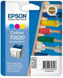 tinta epson color t0520
