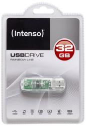 intenso rainbow line 32gb