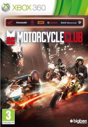 motor cycle club x360