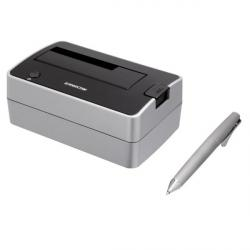 freecom hard drive dock quattro 2.5/3.5