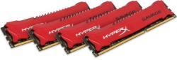 kingston hyperx savage 32gb kit (4x8gb) ddr3 2400mhz