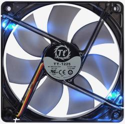 ventilador thermaltake pure s 12 led azul
