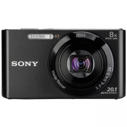 sony cyber-shot dsc-w830 20.1mp negra